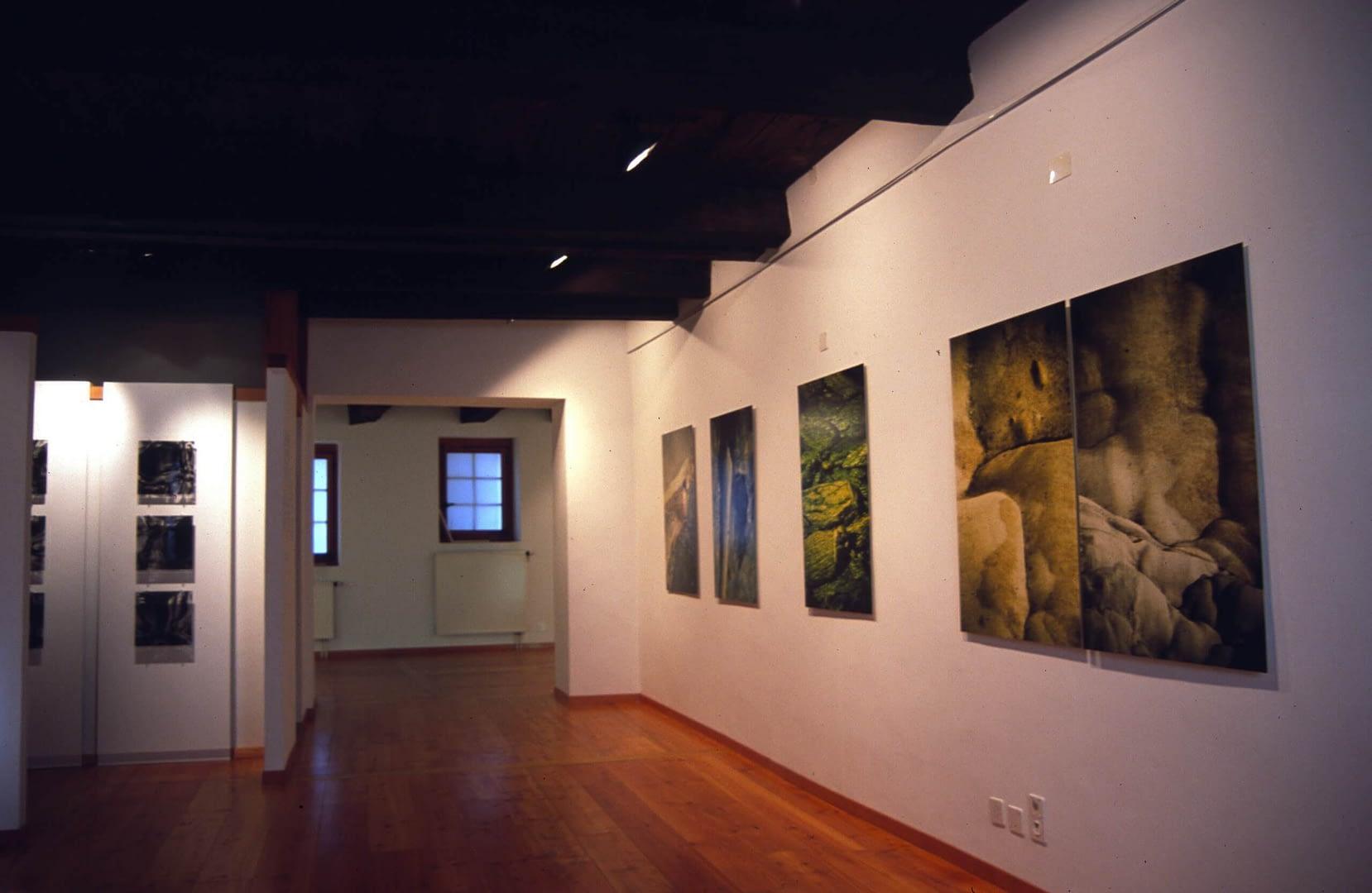 Ausstellung Galleria Graziosa Giger, Leuk 2004