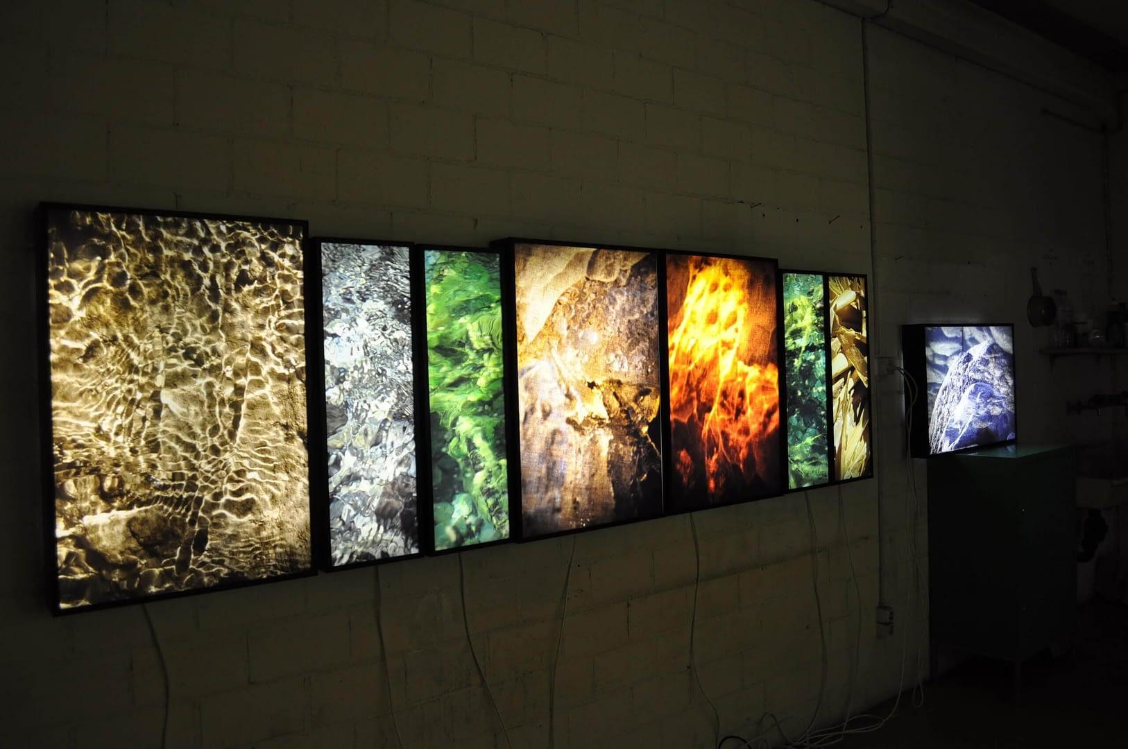 Ausstellung Binz, Zürich 2012