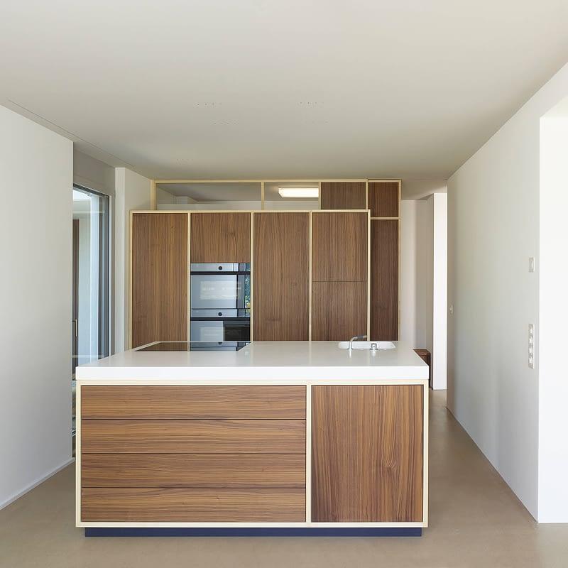 Sanierung Wohnung in Erlenbach, Küche