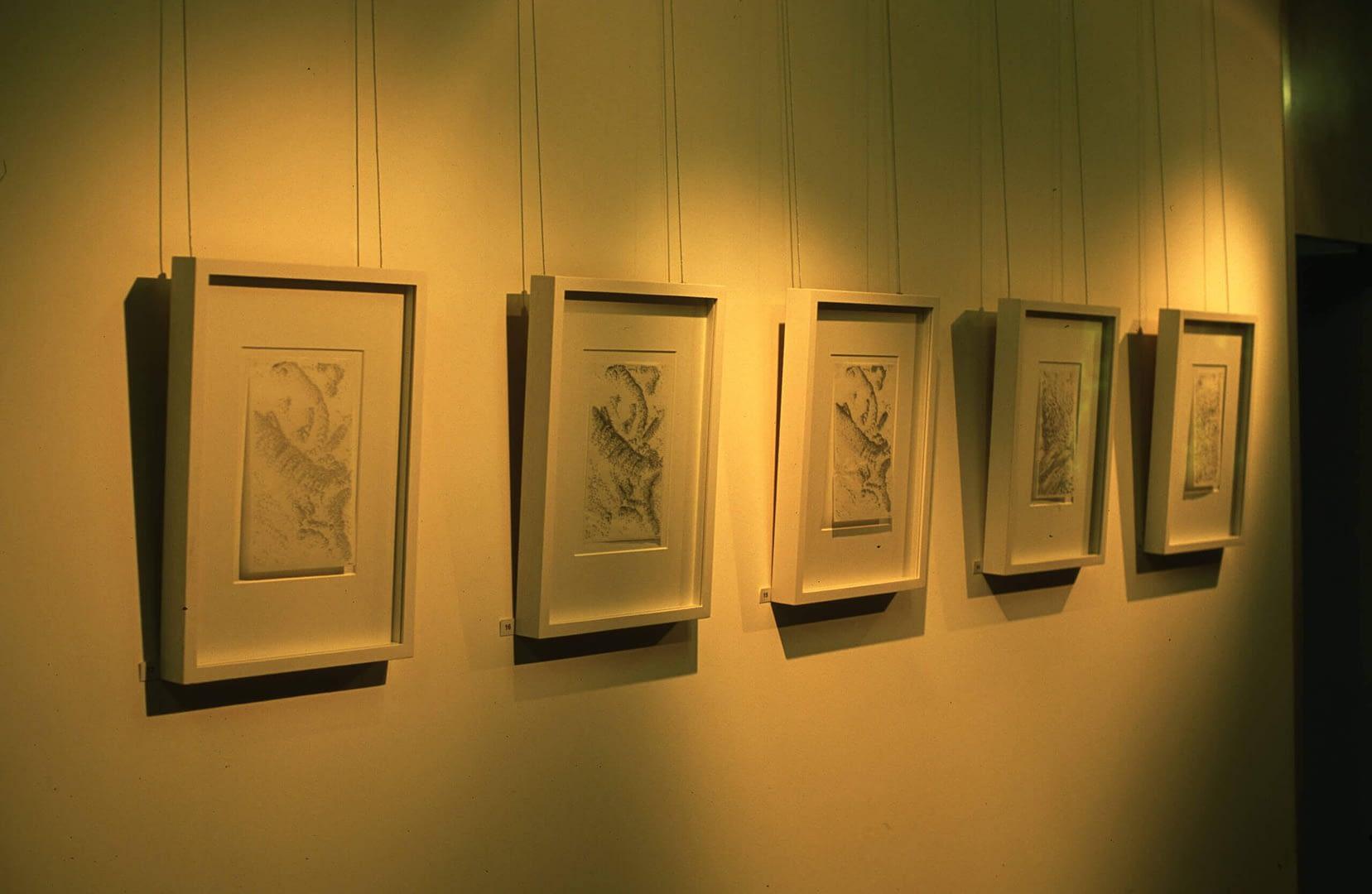Ausstellung Basler & Hofmann Galerie Rehalp, Zürich 2007