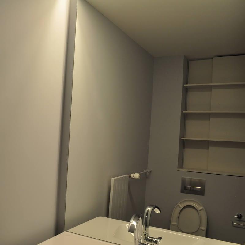 Sanierung Mehrfamilienhaus in Zürich Wipkingen, Toilette
