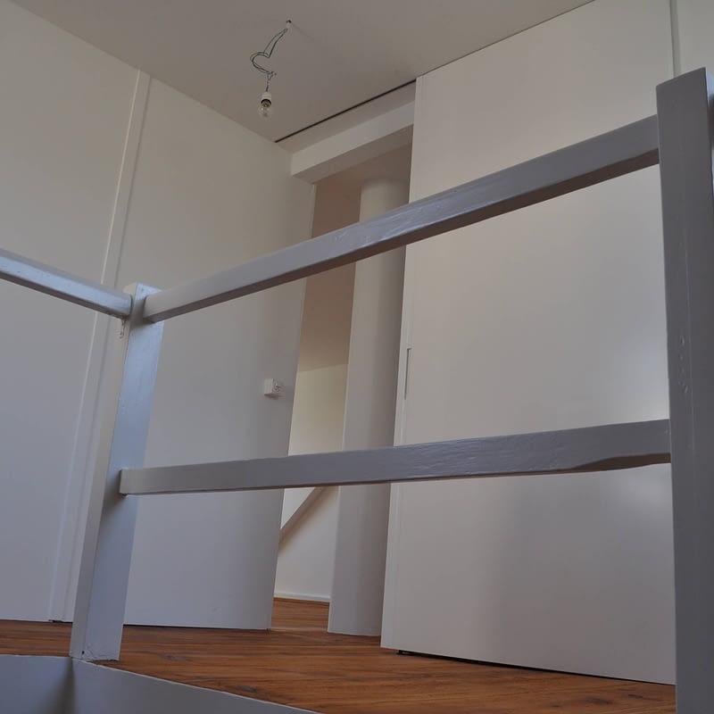 Umbau Reiheneinfamilienhaus Basel, Dachgeschoss