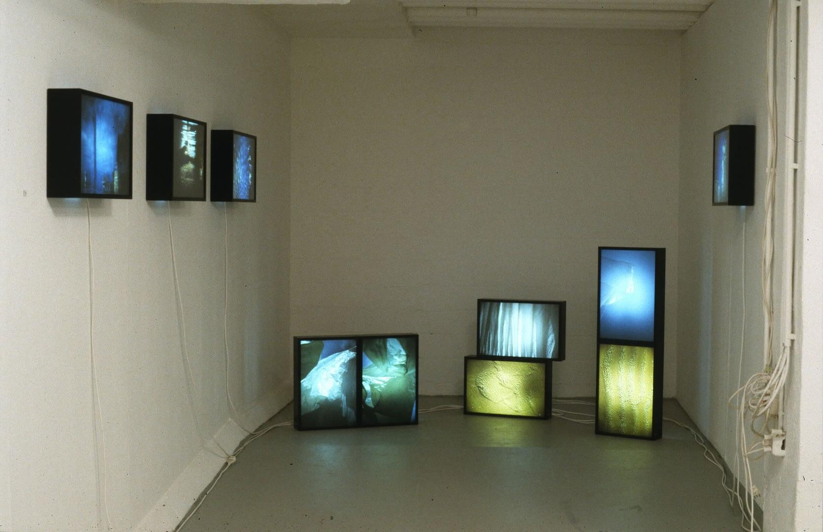 Ausstellung Atelier Manart Kunstkeller Zürich 2011