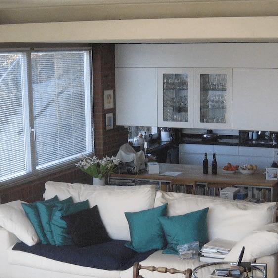 Sanierung Wohnung in Zürich Witikon, Küche vorher