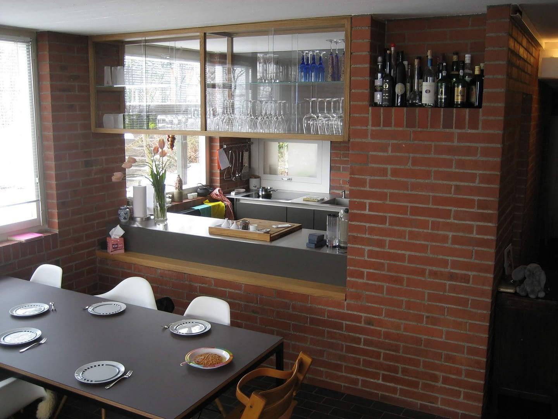 Sanierung Wohnung in Zürich Witikon, Vitrine