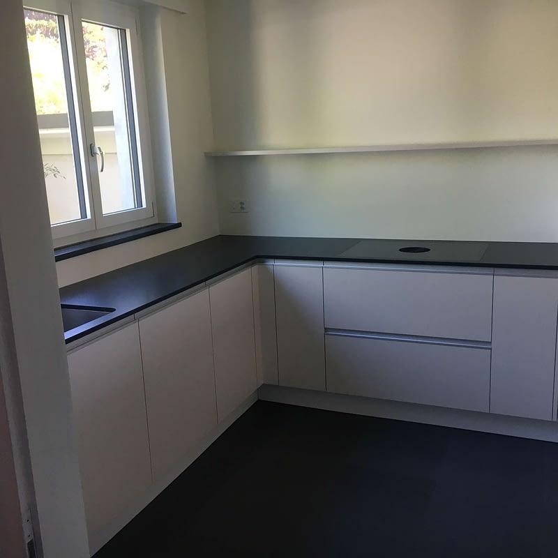 Sanierung Wohnhaus in Binningen, Küche